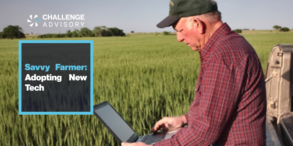 The Adoption Of New Technology In Farming And Precision Agriculture Challenge Advisory