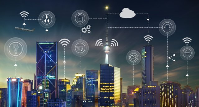 how smart cities will be built using digital simulations