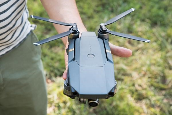 developing HD camera drones using digital twin