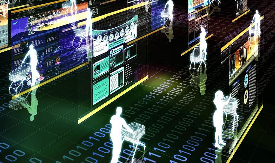 gathering data on consumer behavior using digital twin
