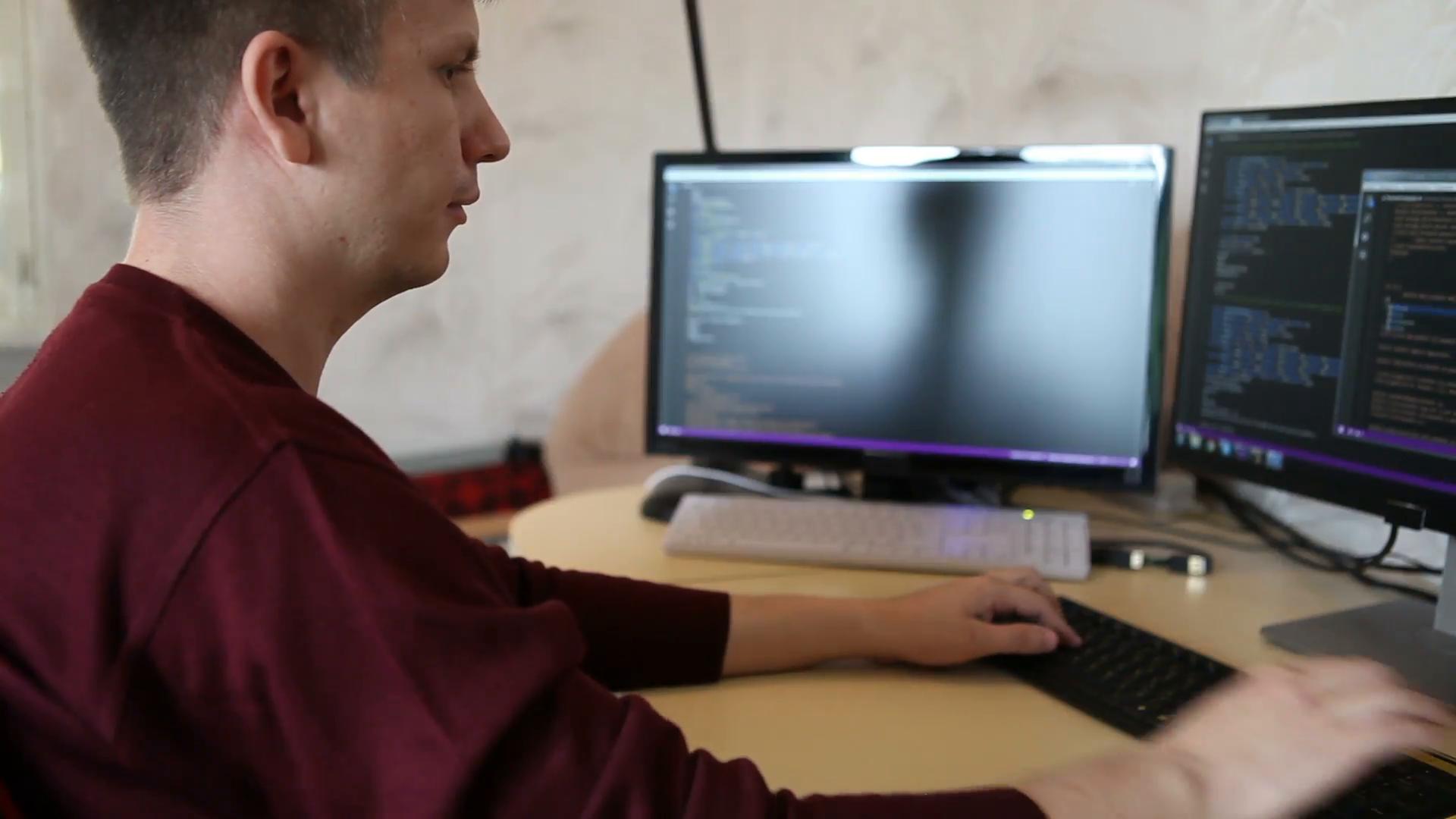 simulation developer